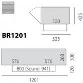 Spectral BR1201