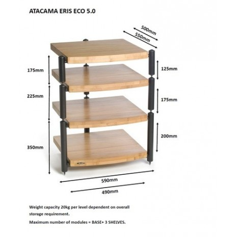 atacama eris eco 5 hifi. Black Bedroom Furniture Sets. Home Design Ideas