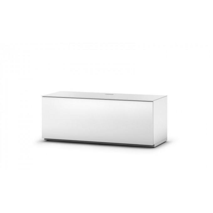 Sonorous studio 110 blanc hifi for Meuble hifi 110