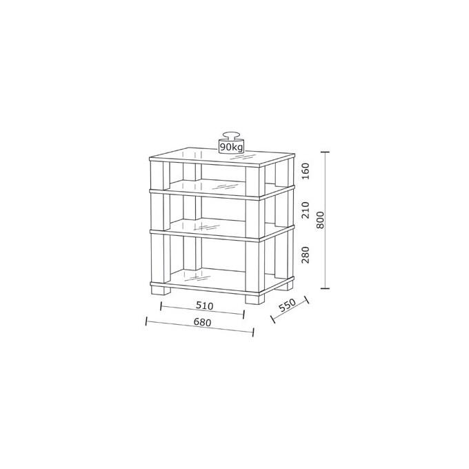 spectral he684 hifi. Black Bedroom Furniture Sets. Home Design Ideas