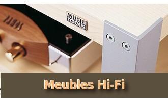 meubles hi fi gamme de meubles pour installation haute fid lit hifi hifi. Black Bedroom Furniture Sets. Home Design Ideas