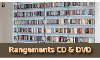 Meubles rangement cd dvd hifi hifi for Meuble mural dvd